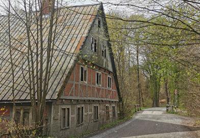 Von Wintermoor nach Holm Seppensen (Heidekreis)